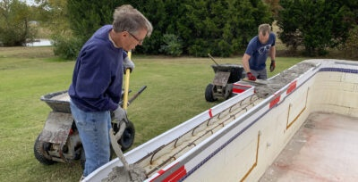 Insulating Concrete Forms (ICF) Swimming Pools